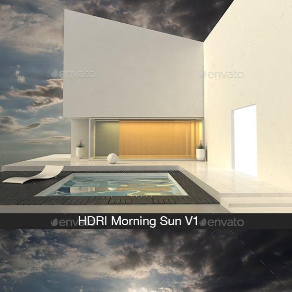 HDRI Morning Sun V1