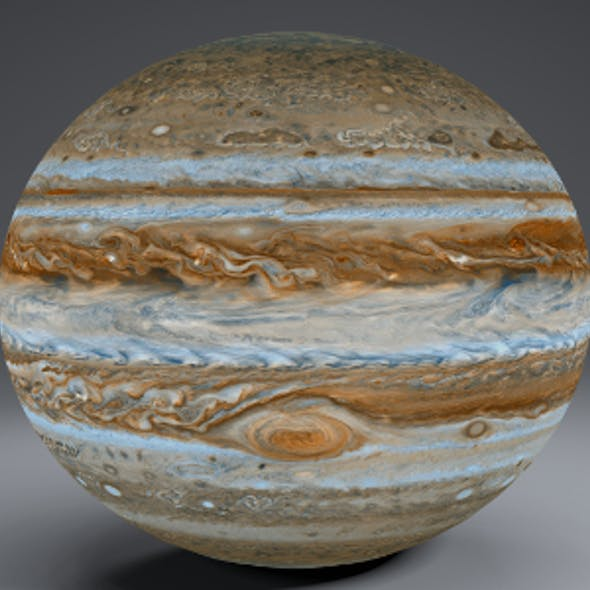 Jupiter 8k