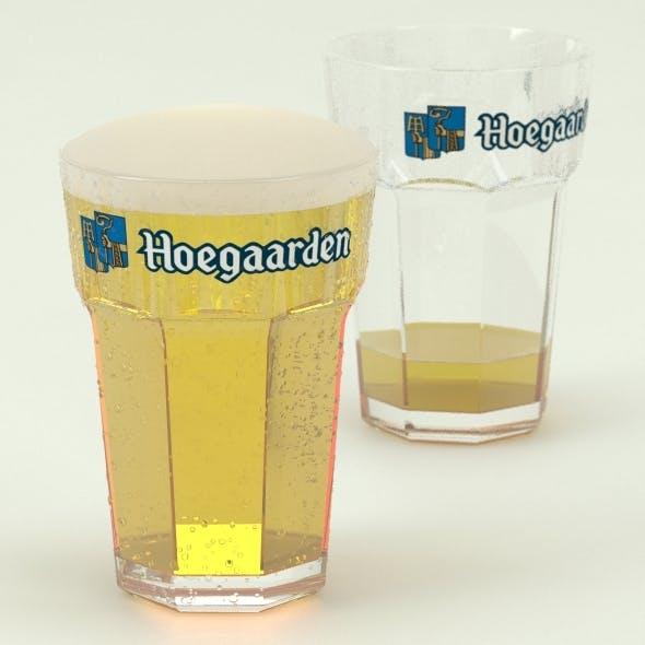 Hoegaarden - 3DOcean Item for Sale