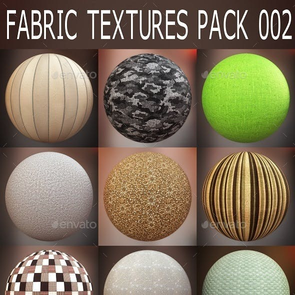 FABRIC TEXTURES PACK 002
