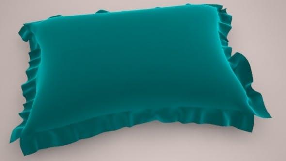 pillow - 3DOcean Item for Sale