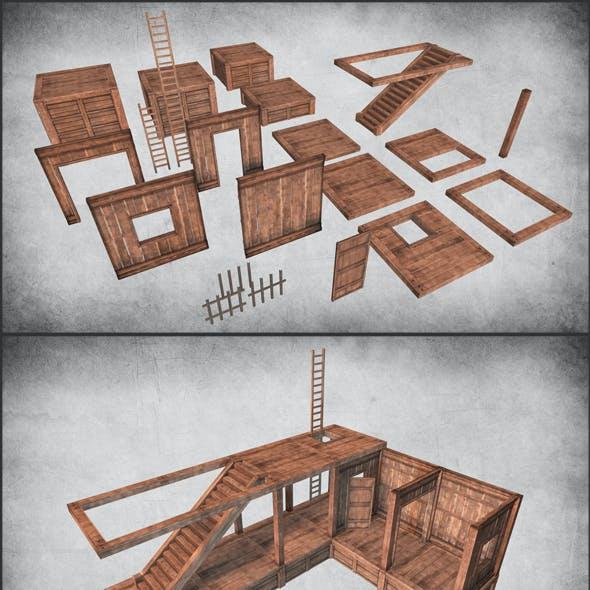 Survival Wood Crafting Kit