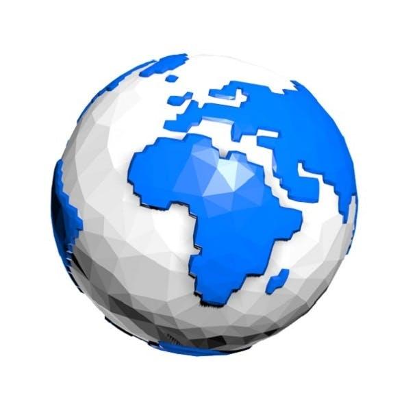 Porcelain Earth Model