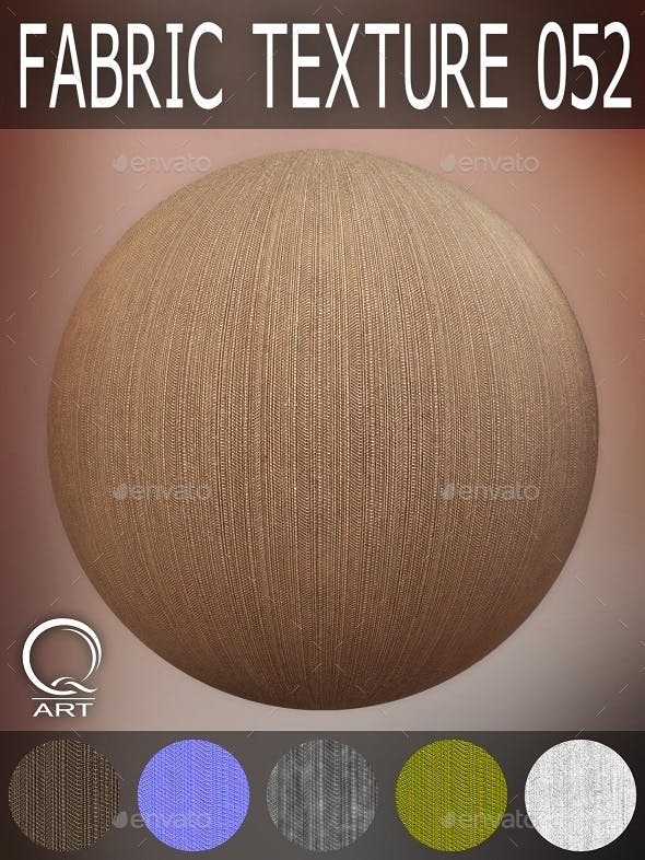 FABRIC TEXTURES SET 052 - 3DOcean Item for Sale
