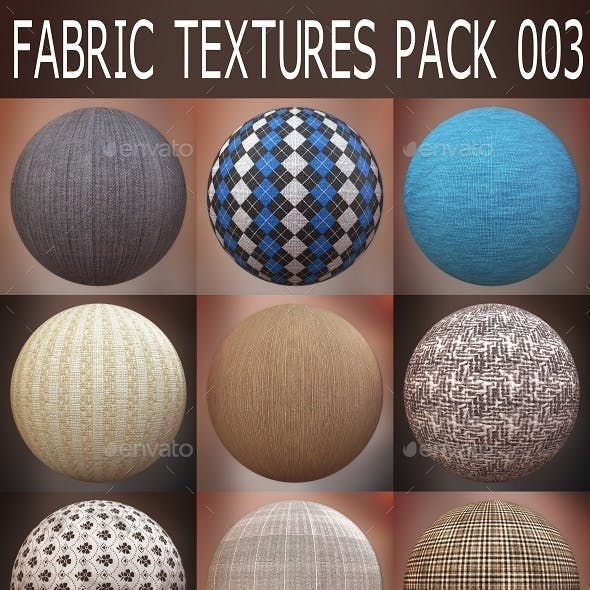 FABRIC TEXTURES PACK 003