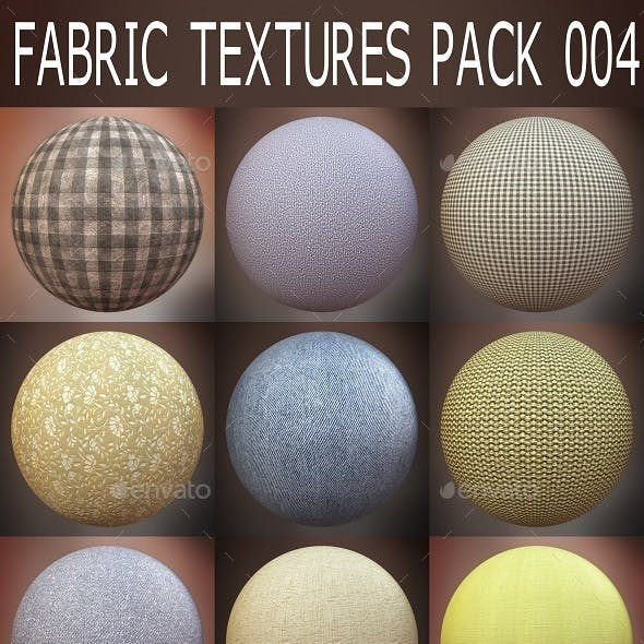 FABRIC TEXTURES PACK 004