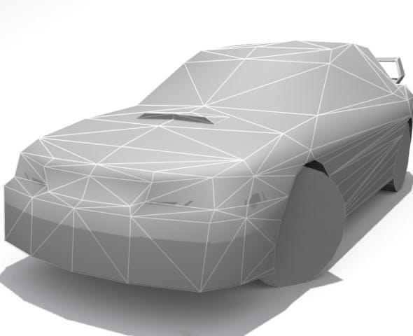 Subaru Impreza WRX - Base - 3DOcean Item for Sale