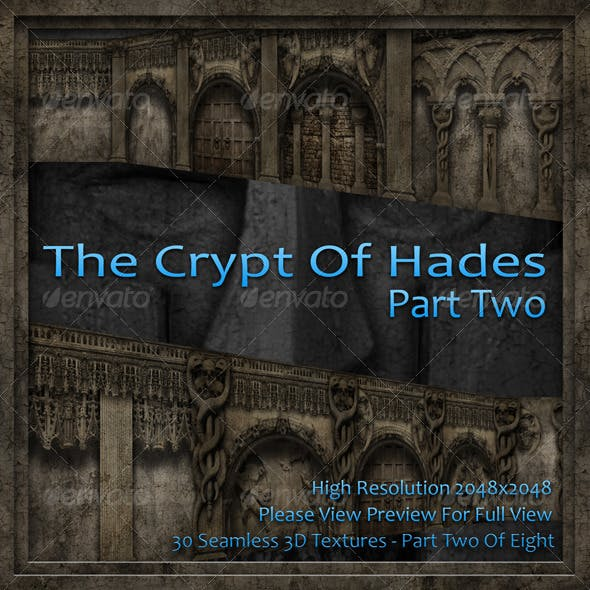 The Crypt Of Hades - Part Two Of Eight - 3DOcean Item for Sale