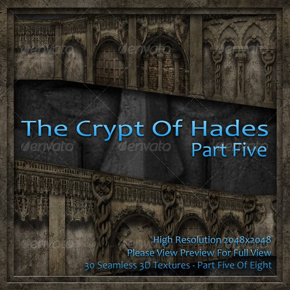 The Crypt Of Hades - Part Five Of Eight - 3DOcean Item for Sale