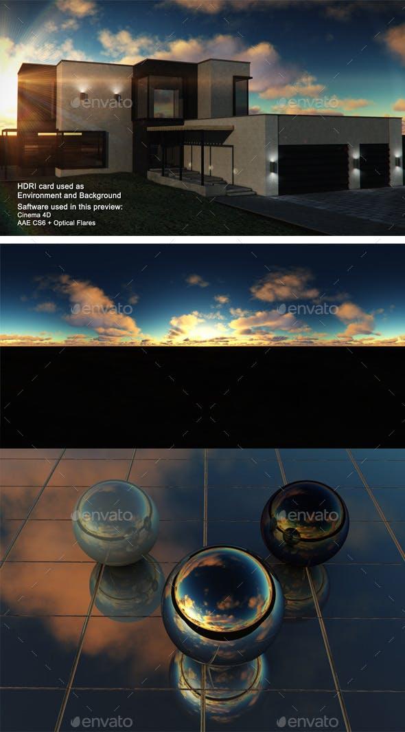 Sunset Desert 31 - 3DOcean Item for Sale