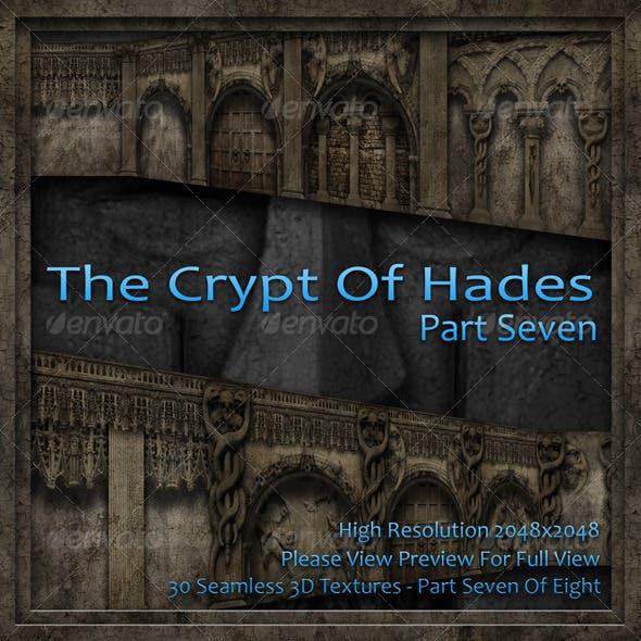 The Crypt Of Hades - Part Seven Of Eight - 3DOcean Item for Sale
