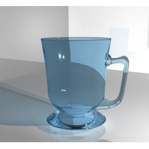 Cup - 3DOcean Item for Sale