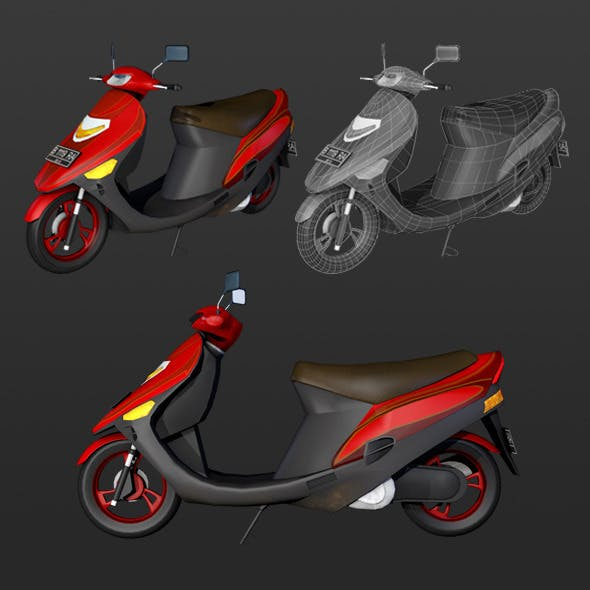motorcycle matic