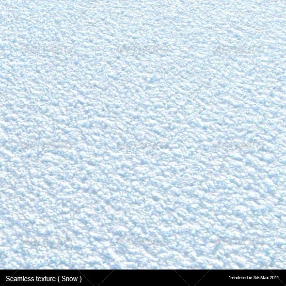 Tileable Snow Texture - 3DOcean Item for Sale