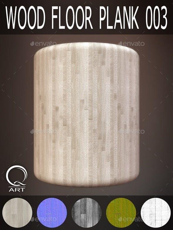 Wood Floor Plank 003 - 3DOcean Item for Sale