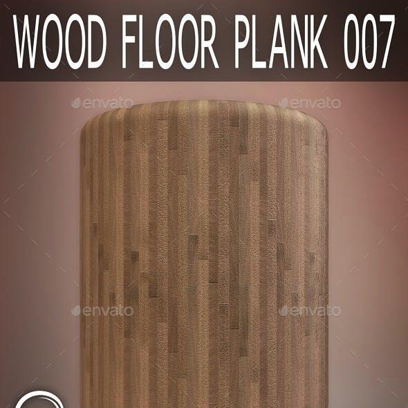 Wood Floor Plank 007