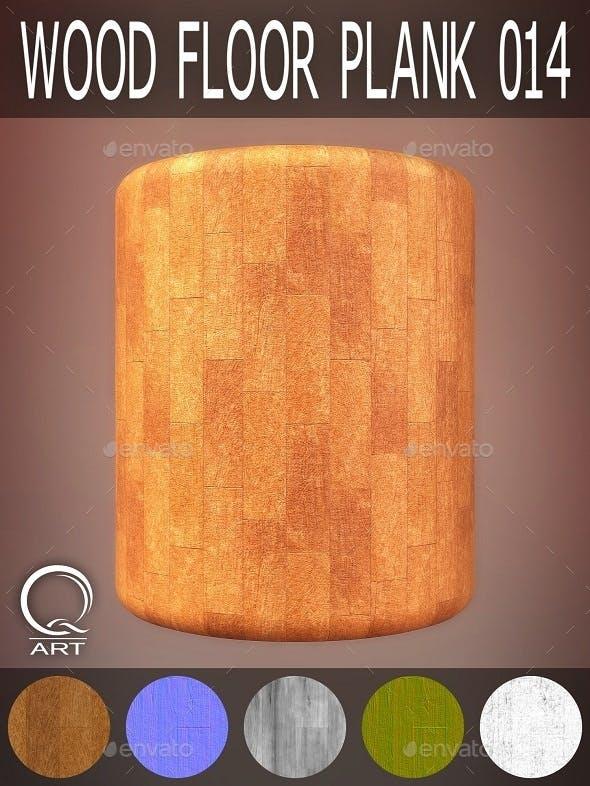 Wood Floor Plank 014 - 3DOcean Item for Sale