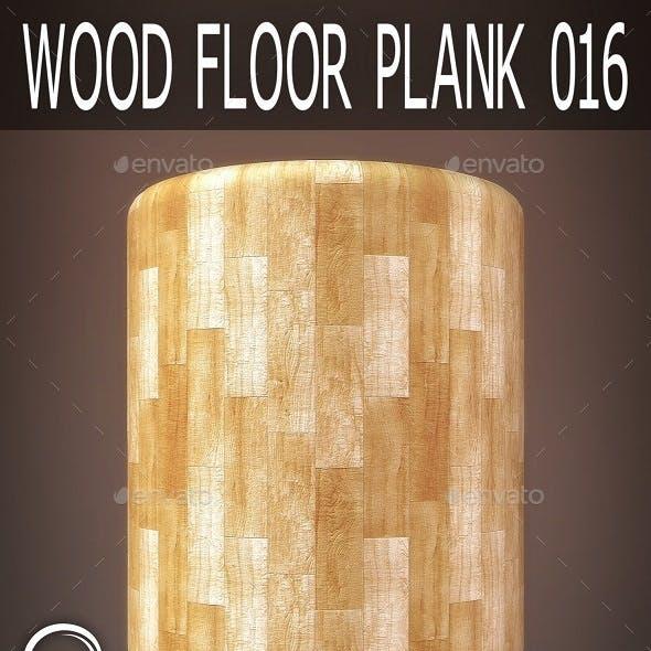 Wood Floor Plank 016