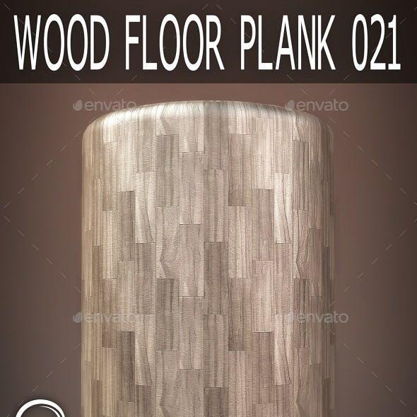 Wood Floor Plank 021