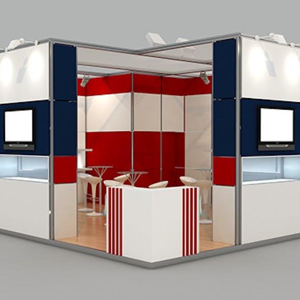 (1) Exhibition Stand 7x6 Maxima