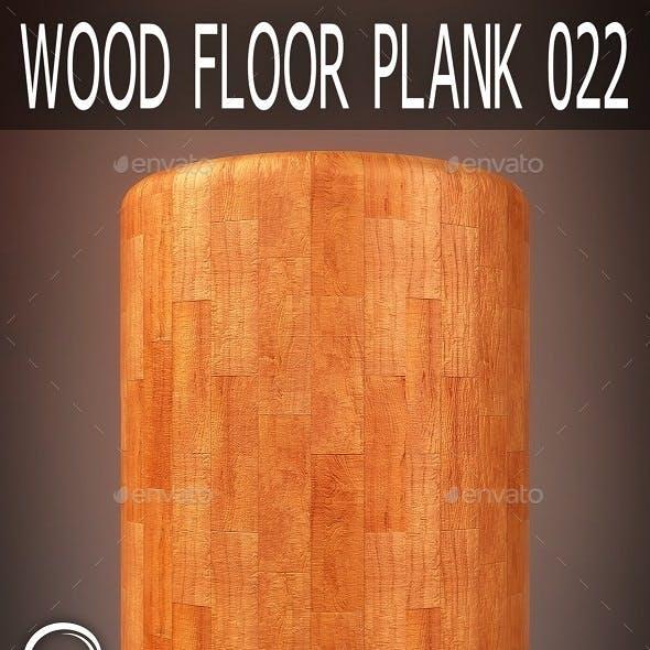 Wood Floor Plank 022