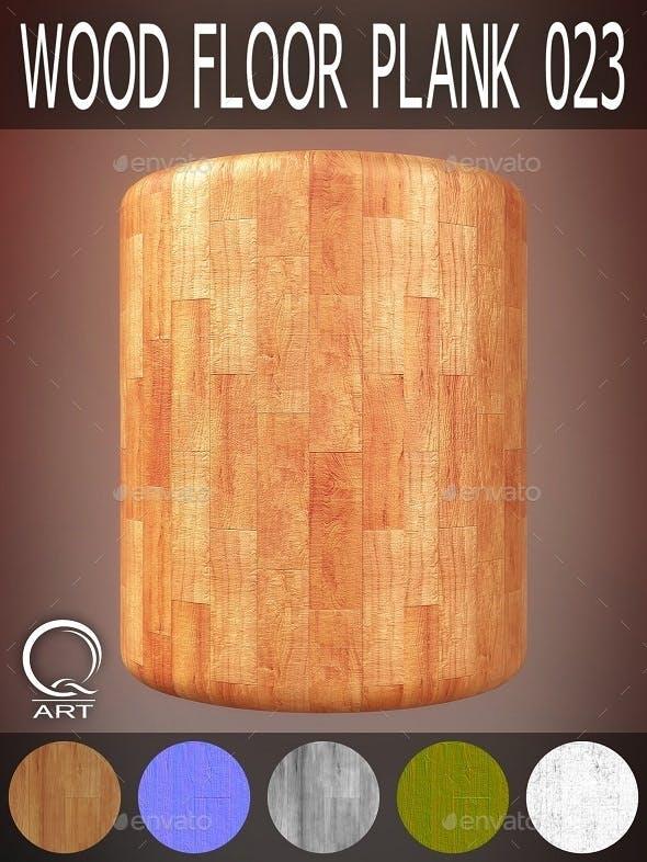 Wood Floor Plank 023 - 3DOcean Item for Sale