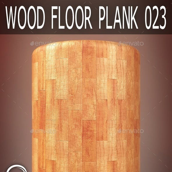Wood Floor Plank 023