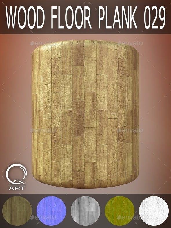 Wood Floor Plank 029 - 3DOcean Item for Sale