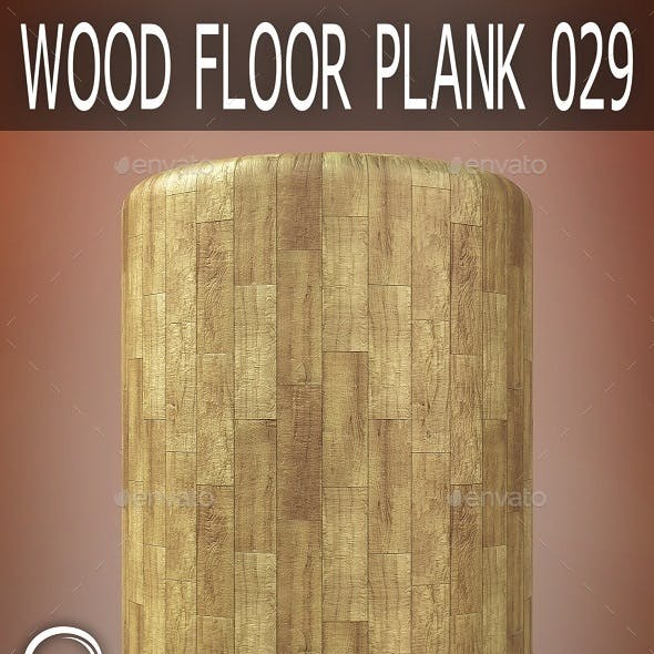 Wood Floor Plank 029