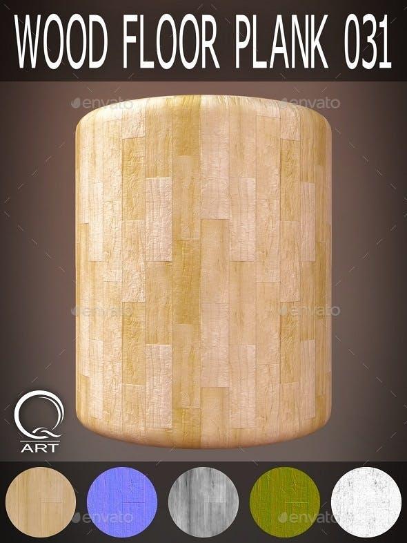 Wood Floor Plank 031 - 3DOcean Item for Sale