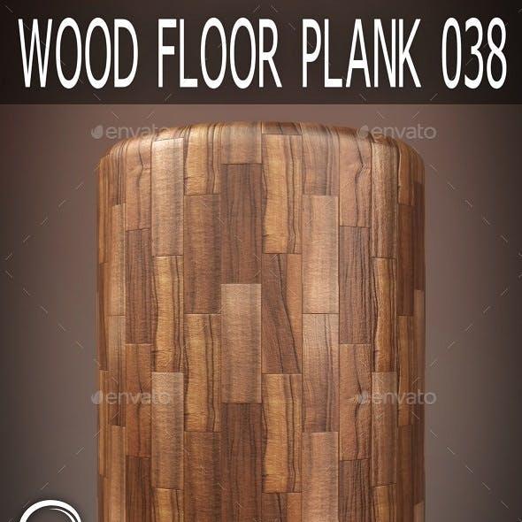 Wood Floor Plank 038