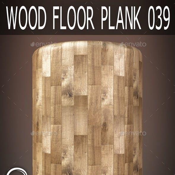 Wood Floor Plank 039