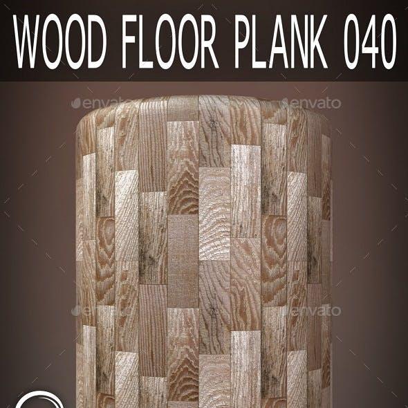 Wood Floor Plank 040