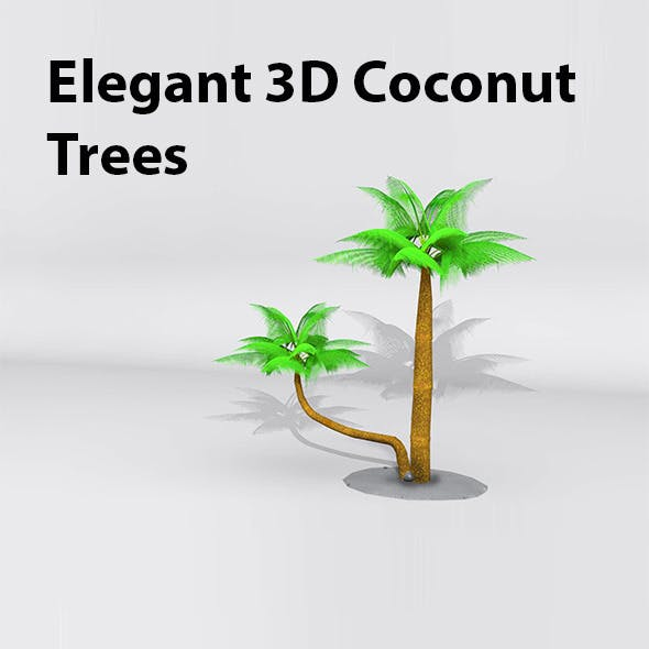 Cocout Trees