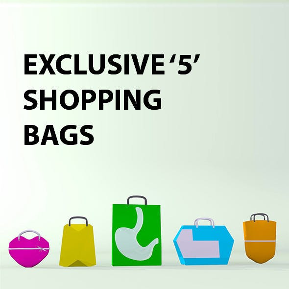 Shopping Bags Package
