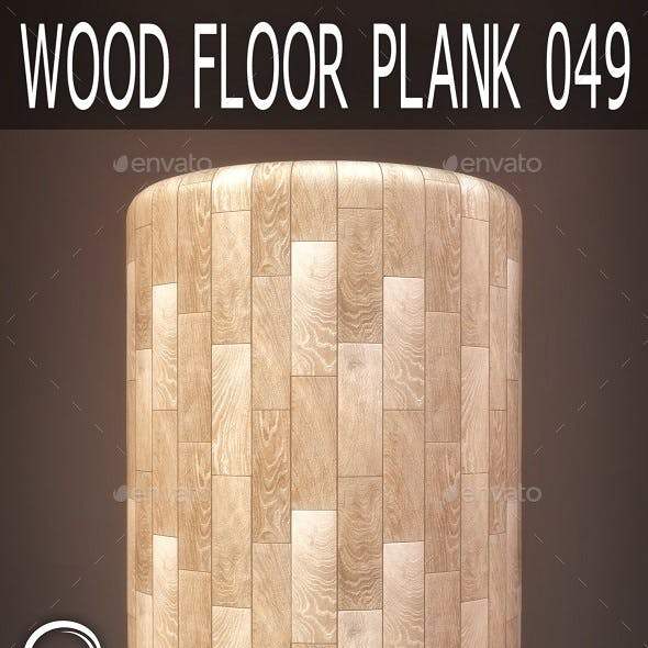 Wood Floor Plank 049