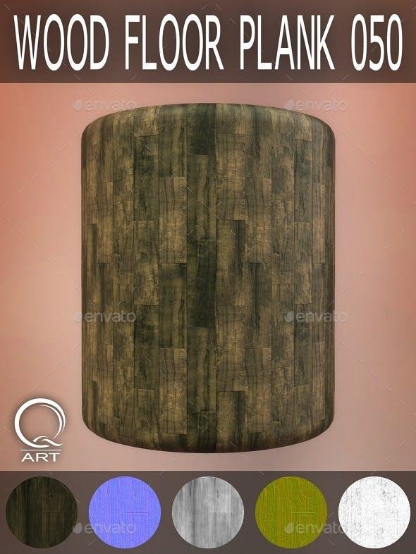 Wood Floor Plank 050 - 3DOcean Item for Sale