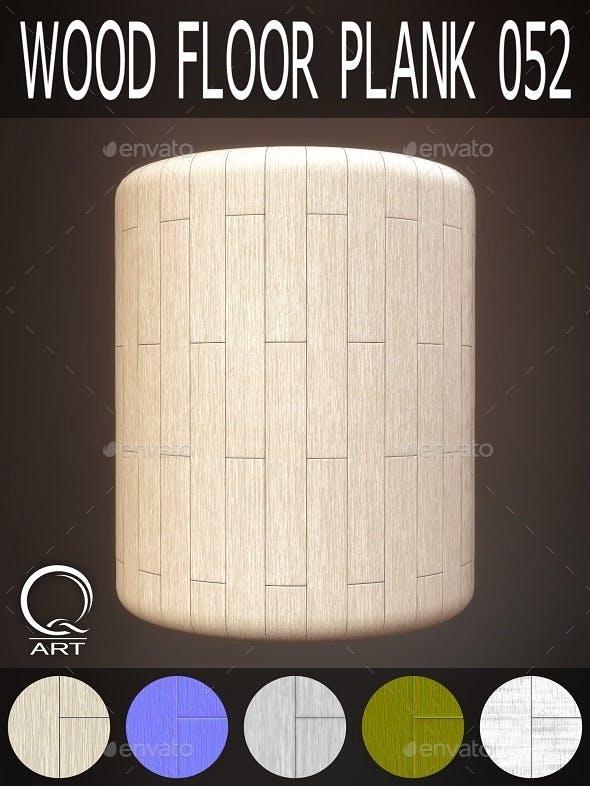 Wood Floor Plank 052 - 3DOcean Item for Sale