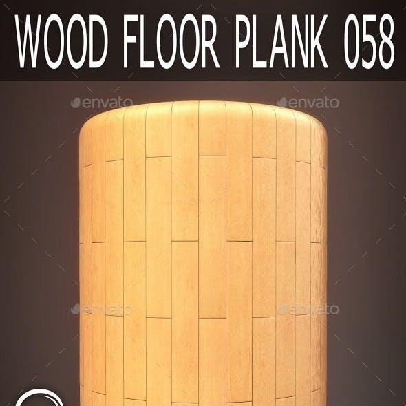 Wood Floor Plank 058