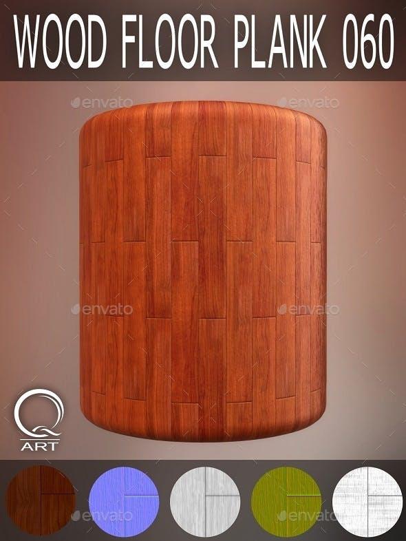 Wood Floor Plank 060 - 3DOcean Item for Sale