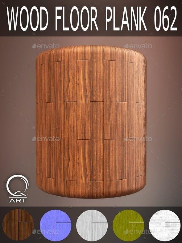 Wood Floor Plank 062 - 3DOcean Item for Sale