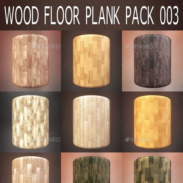 Wood Floor Plank Pack 003