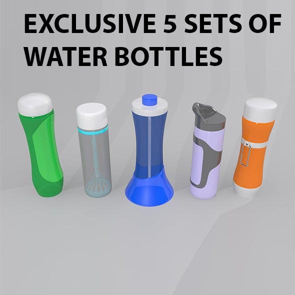 Water Bottles Package