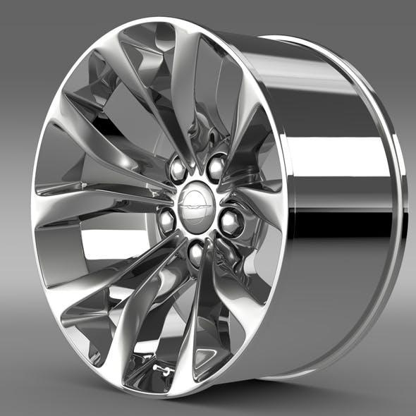 Chrysler 300 Limited 2015 rim
