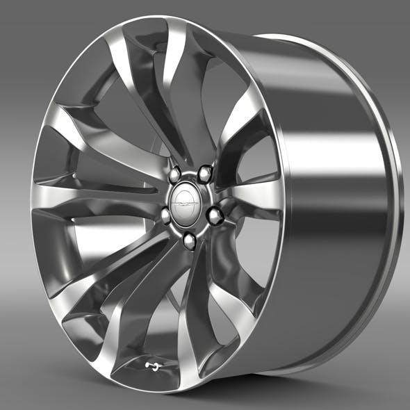 Chrysler 300C Platinum 2015 rim - 3DOcean Item for Sale