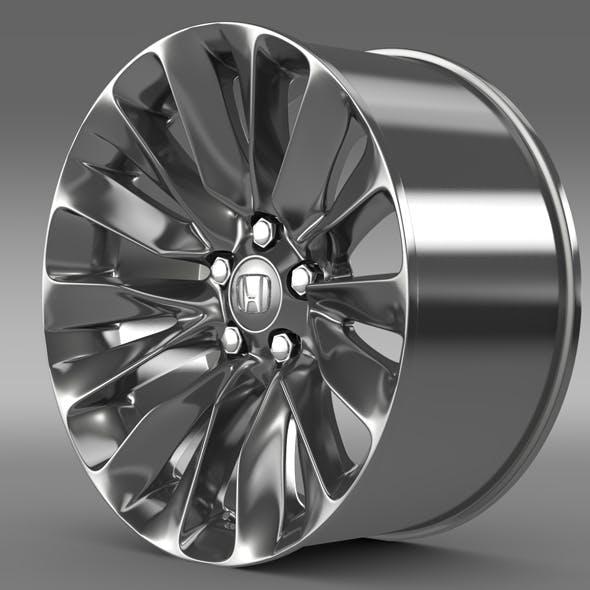 Honda Legend rim 2015 - 3DOcean Item for Sale