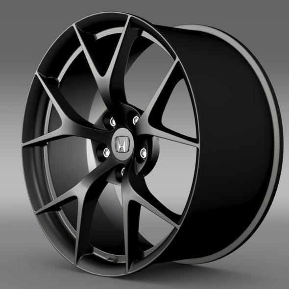 Honda NSX rim 2015