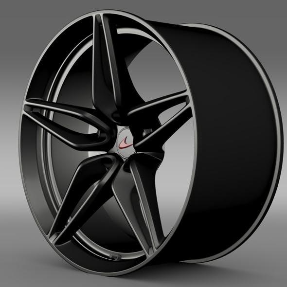 Mclaren 570S coupe rim 2015