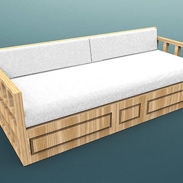 Sofa Otantic Traditional - Sark Kosesi