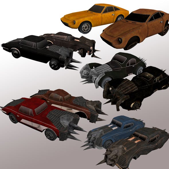 Sport Cars with Armor Package